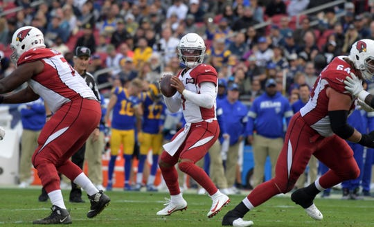 Kyler Murray shined as a rookie for the Arizona Cardinals.