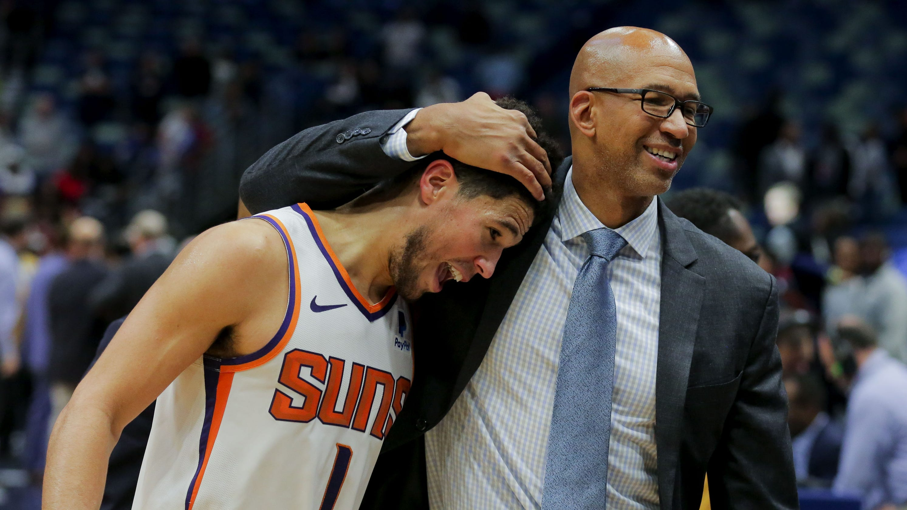 What experiments Phoenix Suns may try in NBA restart