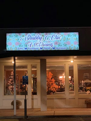 Shabby Chic of Dreams shop opened in Sept. 2019 in San Angelo.