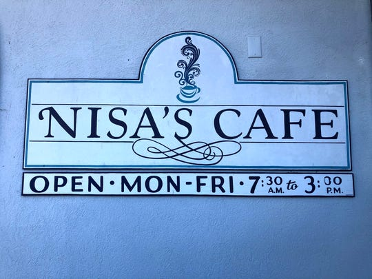 Nisa's Cafe in Verona has officially closed as of Dec. 20.