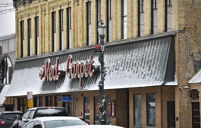 The Red Carpet Nightclub is pictured Monday, Dec. 30, 2019, in downtown St. Cloud.