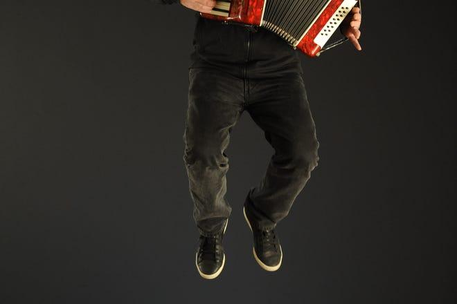 Radoslav Lorković will perform at 7:30 p.m. Feb. 14 at Bo Diddley's Pub & Deli.