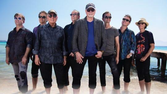 The Beach Boys come to Sunrise Theatre on Saturday, February 22, 2020.