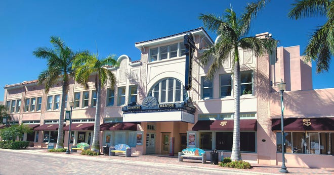 The pristine, beautifully restored, intimate 1,200-seat Sunrise Theatre, located in Historic downtown Fort Pierce, presents national touring Broadway shows, musical and comedy acts, ballet, country stars and classic rock icons.