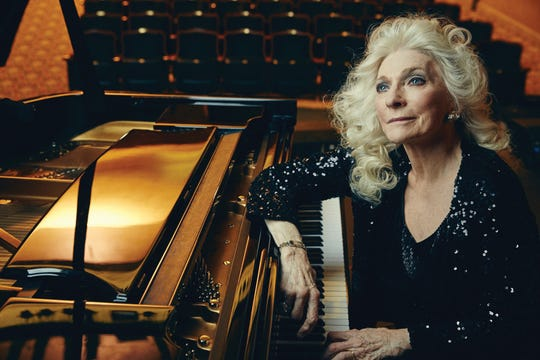 Legendary singer-songwriter Judy Collins will give a special performance Saturday, Feb. 15.