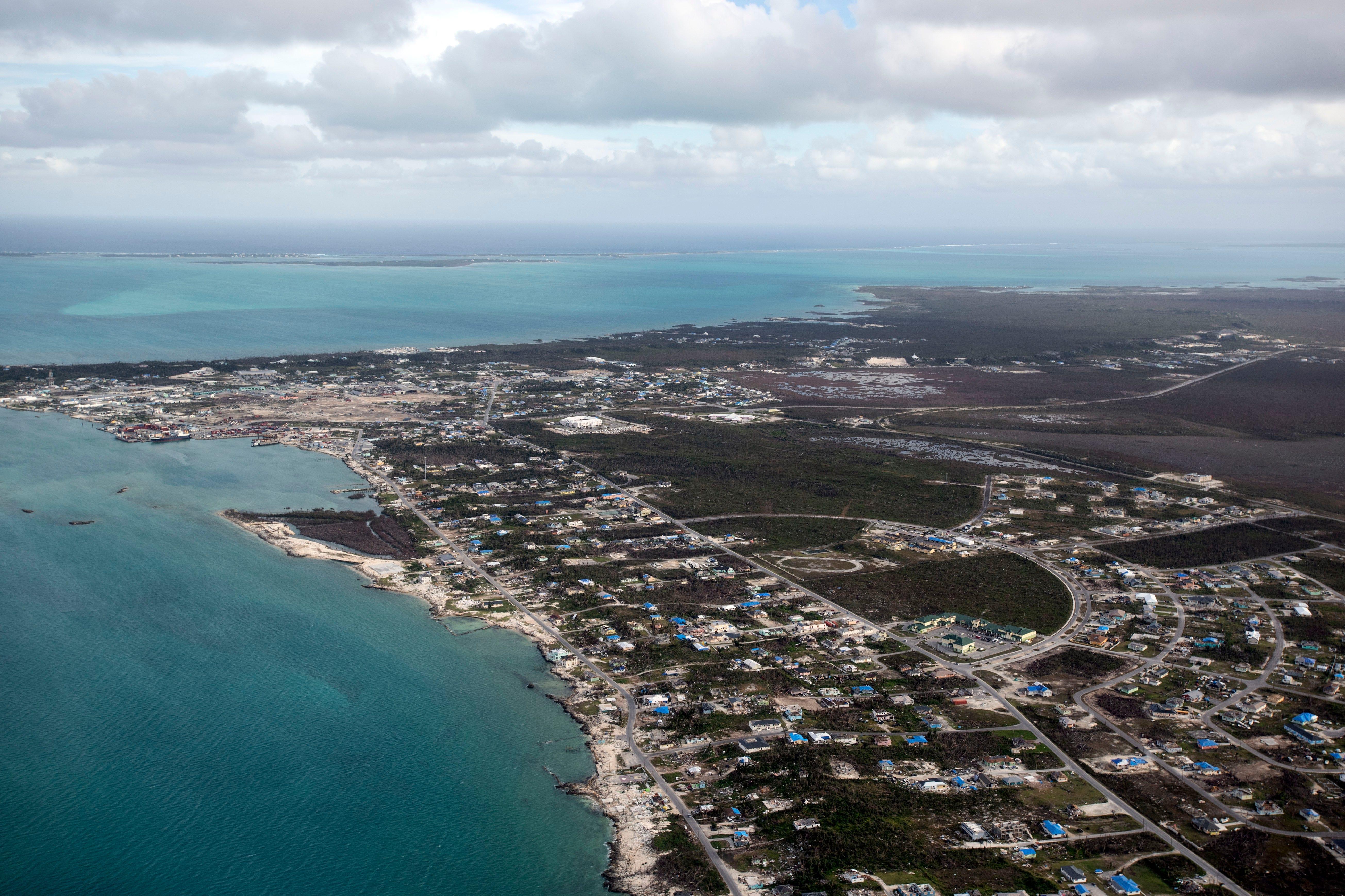 Coronavirus Bahamas Reopens In Two
