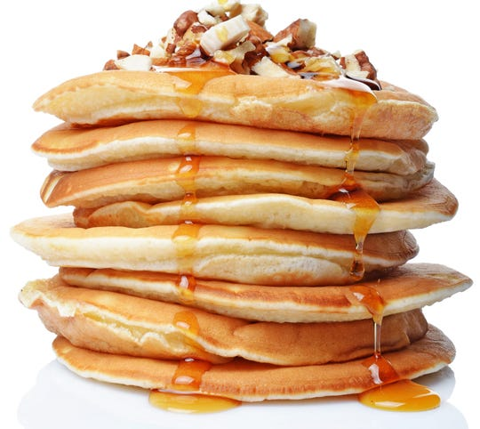 Vineland Fire Department Company No. 5 will host an all-you-can-eat breakfast from 7 a.m. to 12:30 p.m. Jan. 12 at Rosary Hall at Dante and Cornucopia avenues. Takeouts will be available.