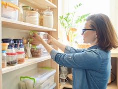 For today's home buyers, a pantry is a must.