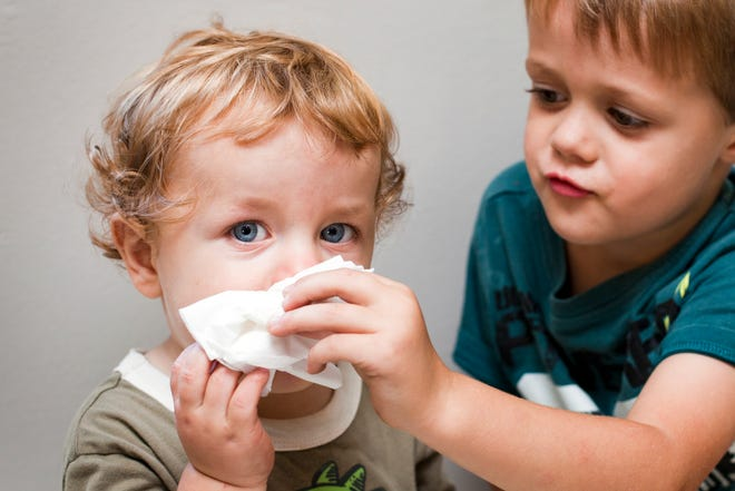 Respiratory syncytial (sin-SISH-uhl) virus (RSV) starts out looking like a common cold but it is the number one cause of bronchiolitis, a serious inflammation of the airways. Children under 2 years old are most at risk.