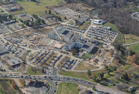 Genesis Healthcare System started a major expansion to their Bethesda Hospital on Maple Avenue in Zanesville in 2013.