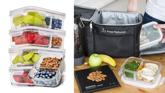 Prep, pack, eat, repeat.