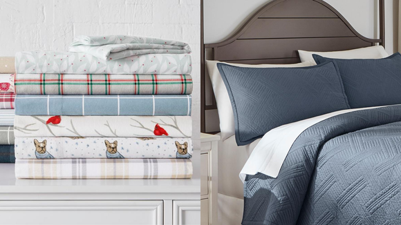 15 luxurious blankets, comforters, and sheets you can find at Home Depot