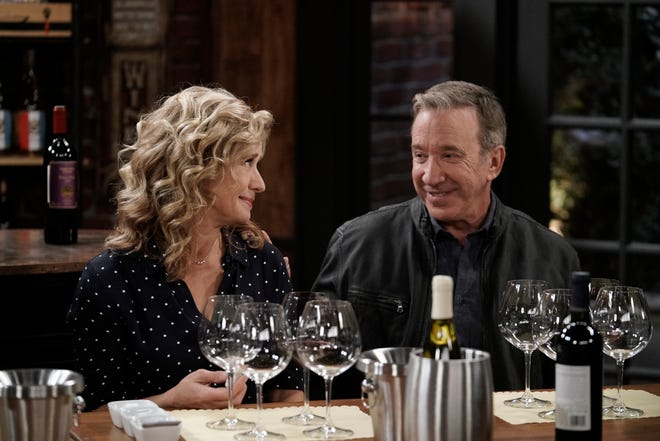 Vanessa Baxter (Nancy Travis) and her husband, Mike (Tim Allen), adjust to an empty nest in Season 8 of the Fox comedy, 'Last Man Standing.'