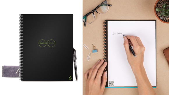 Like a regular notebook, but even cooler.