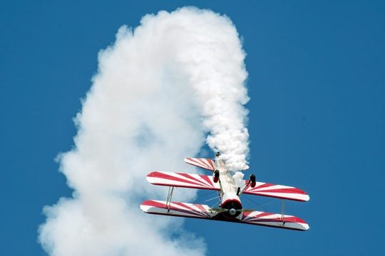 2019 Field of Flight air show kicks off Thursday afternoon on July 4.