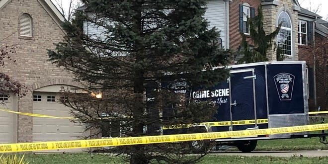 A domestic shooting happened on New Year's Eve in the 6000 block of Windy Hollow Court in Miami Township, Clermont County.