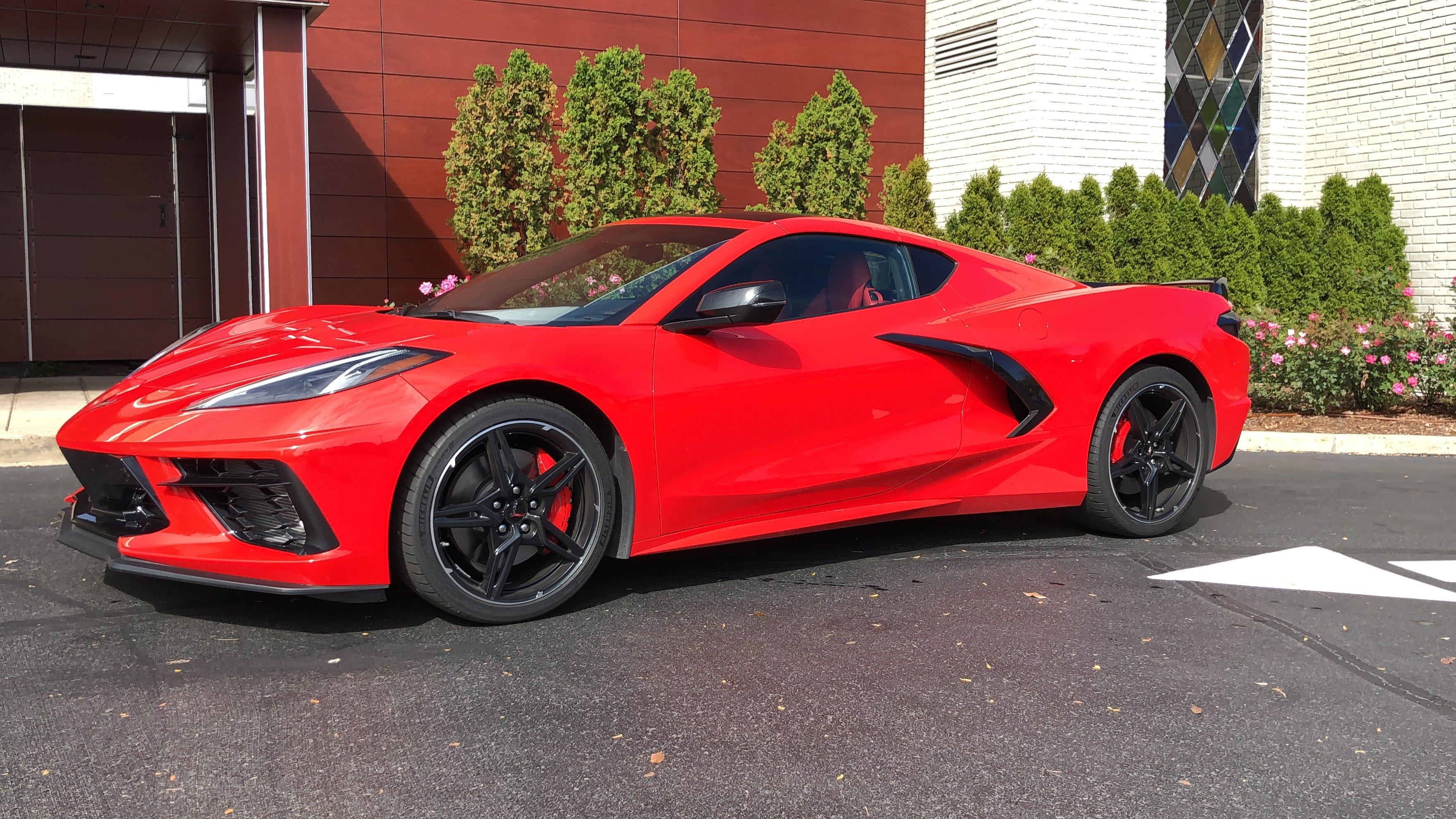 How GM's resigned Corvette gets faster as it gets older