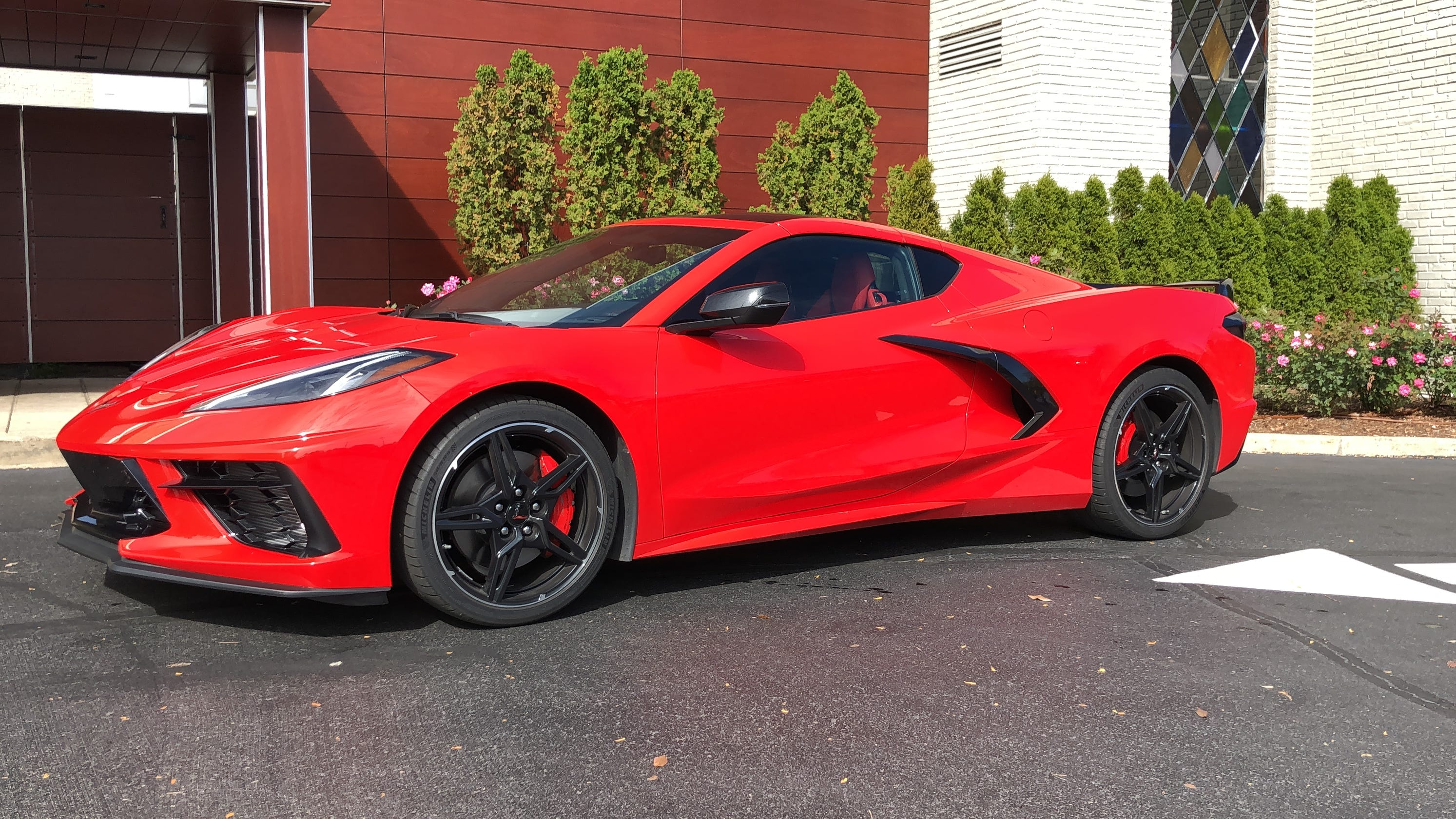 New Chevy Corvette has surprise for owners at 500 miles — and they'll love it