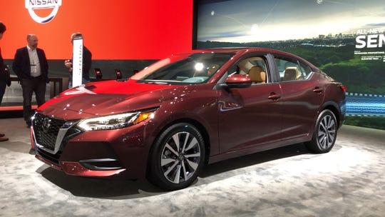 2020 Nissan Sentra sales should begin i January