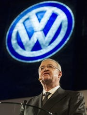 Volkswagen CEO Martin Winterkorn was forced to resign as a consequence of the Dieselgate pollution-cheating scandal.