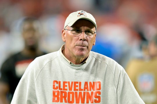 The Browns and GM John Dorsey have mutually agreed to part ways.