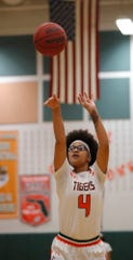 The Dunbar High School girls basketball team defeated Miami Christian with a 68-56 victory in the Queen of Palms tournament Monday, December 30,2019.