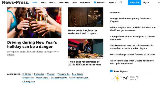News-Press.com website