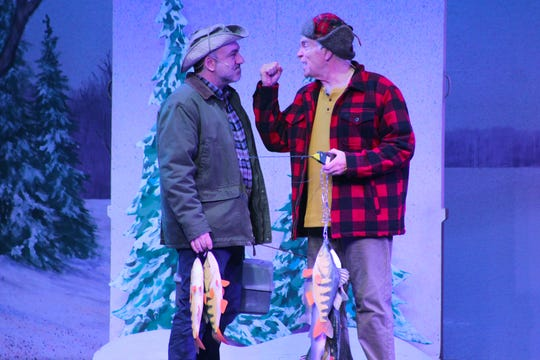 """The comedy """"Grumpy Old Men"""" continues through Feb. 8 at Broadway Palm in Fort Myers."""