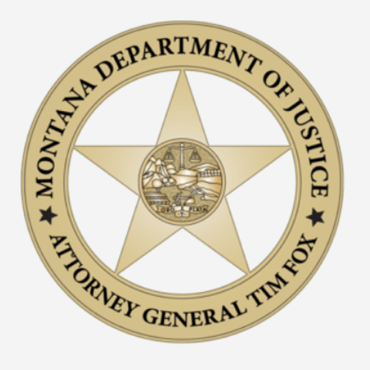 The Montana Department of Justice