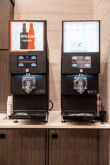 A Jack and Coke machine will make frozen adult beverages.