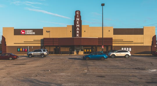 The Cinemark Movies 8 is open again after renovations, and it's called the Cinemark Greenwood Corner.