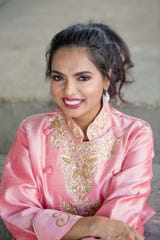 Celebrity chef Maneet Chauhan.