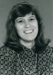 Nancy Stohs in 1994, just after being named food editor at The Milwaukee Journal.