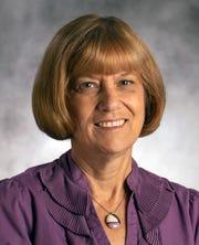 Nancy Stohs in 2019, shortly before retiring.