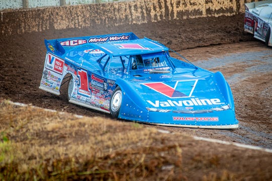 Defending World of Outlaws Late Model Series champion Brandon Sheppard will compete at the Battle at the Border at Vado Speedway Park.