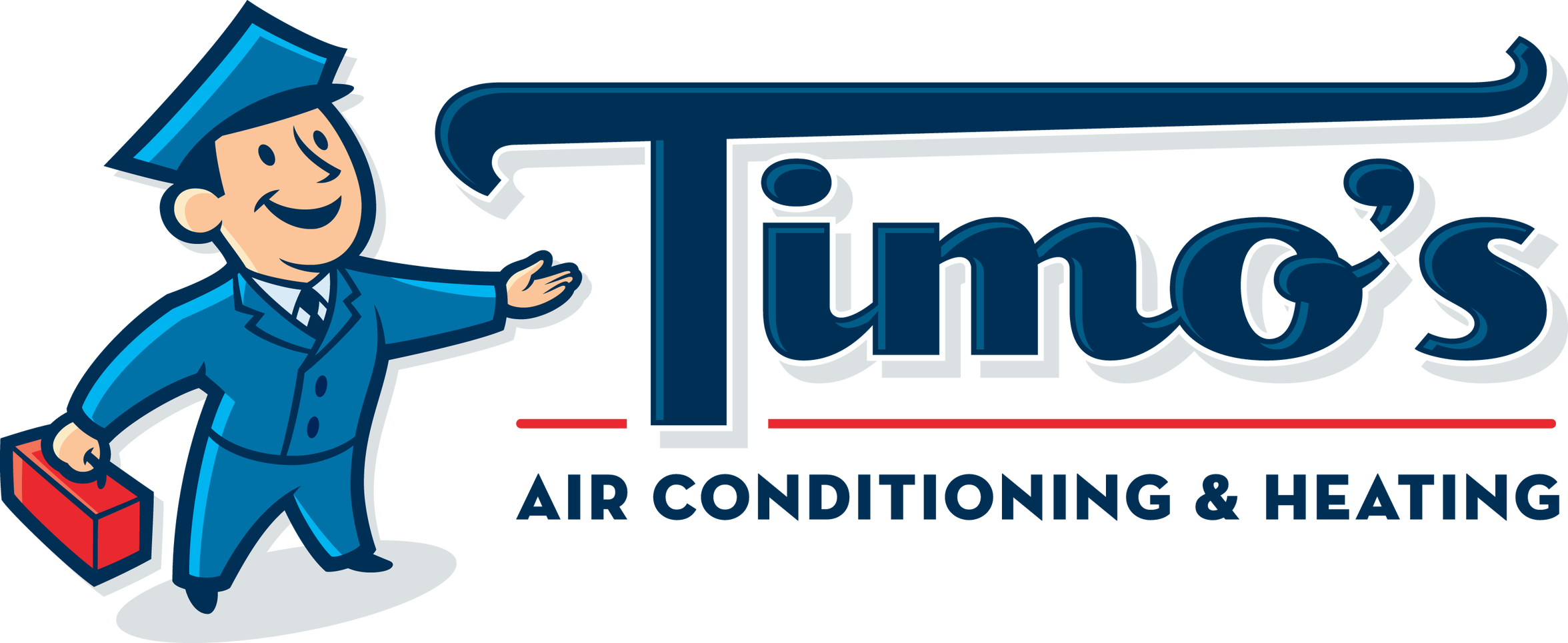 Timo's Air Conditioning & Heating.
