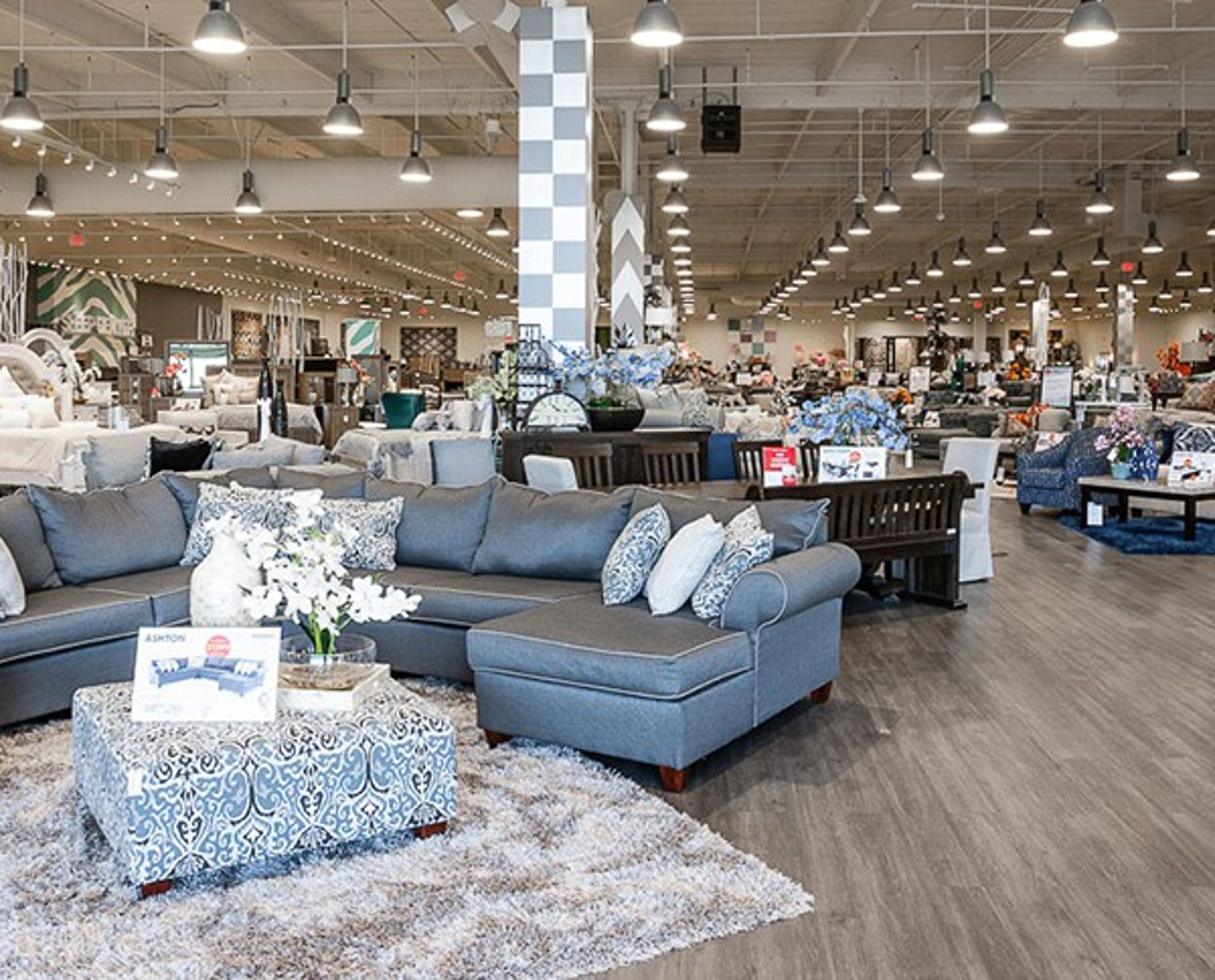 Bob's Discount Furniture and Mattress Store.