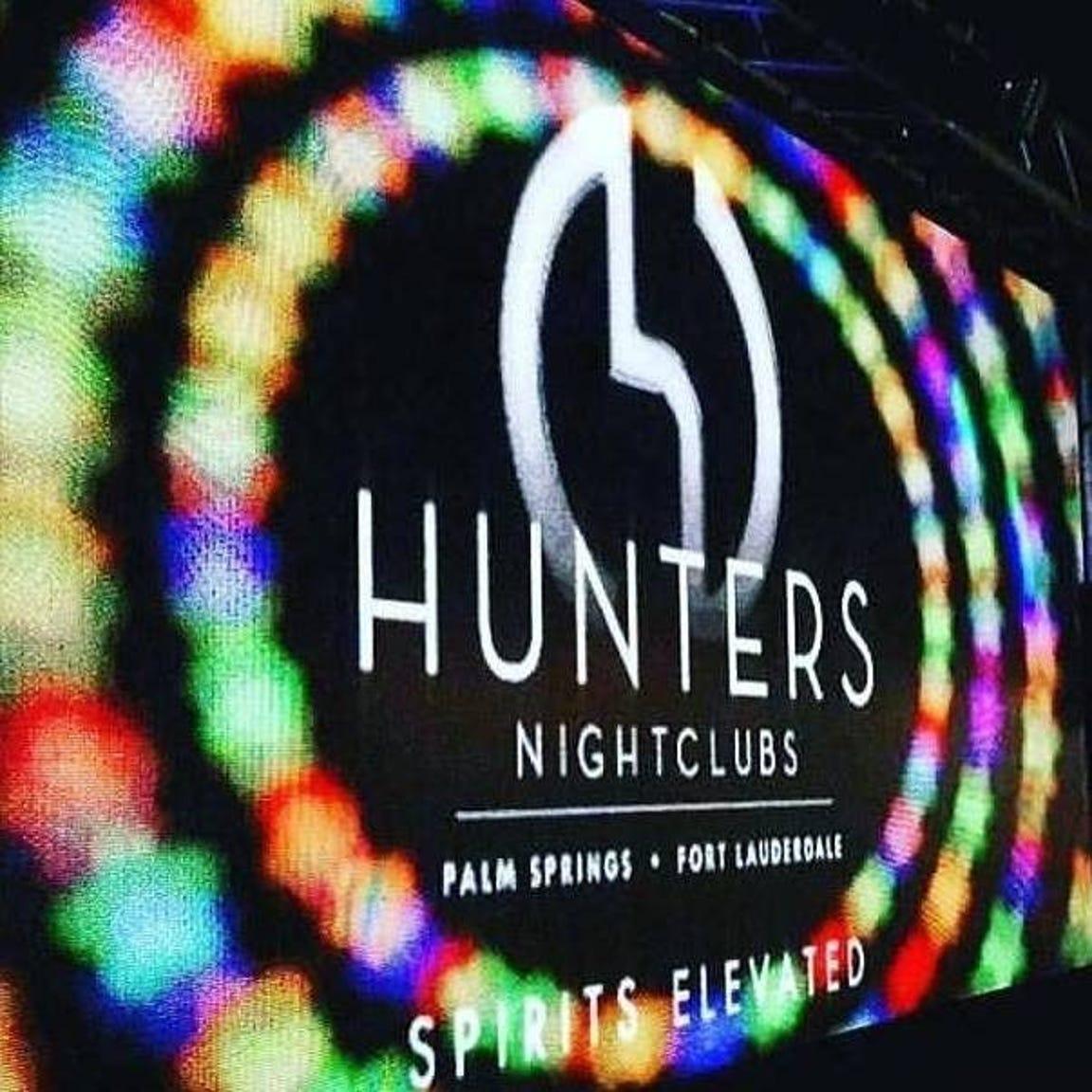 Hunters Nightclub.