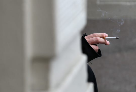 A higher legal age to buy tobacco was slipped in to the final version of the fiscal 2020 budget that was passed by Congress and signed by President Donald Trump.