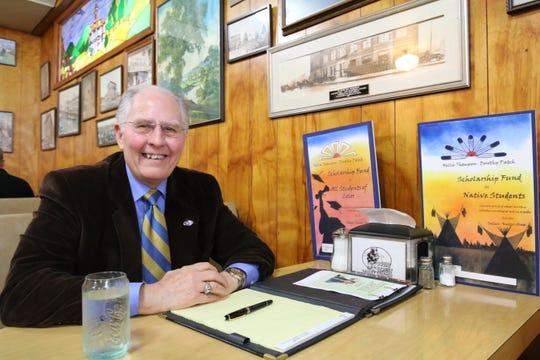 Former Salem Mayor Mike Swaim