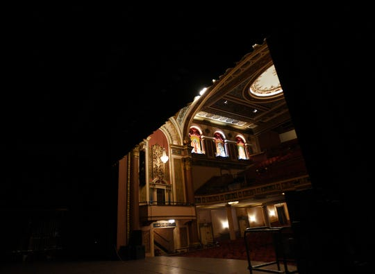 The Strand Theatre of Louisiana will enter the new year debt-free and with funds available to invest in long overdue and necessary renovations.