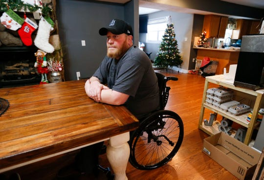 Rick Love lost the use of his legs and incurred mounds of medical bills, after he was shot by his girlfriend's ex in the parking lot of Bass Pro Shop in October 2016.