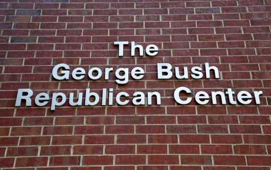 The George Bush Republican Center on Tuesday, Dec. 31, 2019.