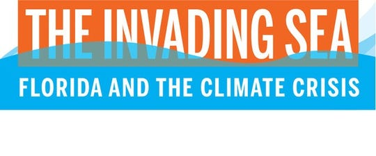 The Invading Sea logo