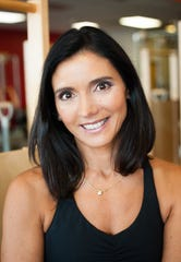 Erica Almodovar, the co-owner Authentic Pilates Learning Center in Mahwah, New Jersey.