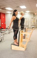 Authentic Pilates Learning Center in Mahwah, New Jersey.