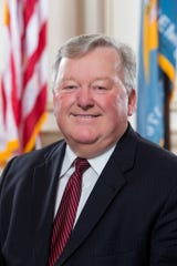 Rep. Larry Mitchell is the Delaware house majority whip.
