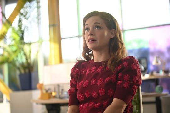 "Jane Levy as Zoey in ""Zoey's Extraordinary Playlist."""