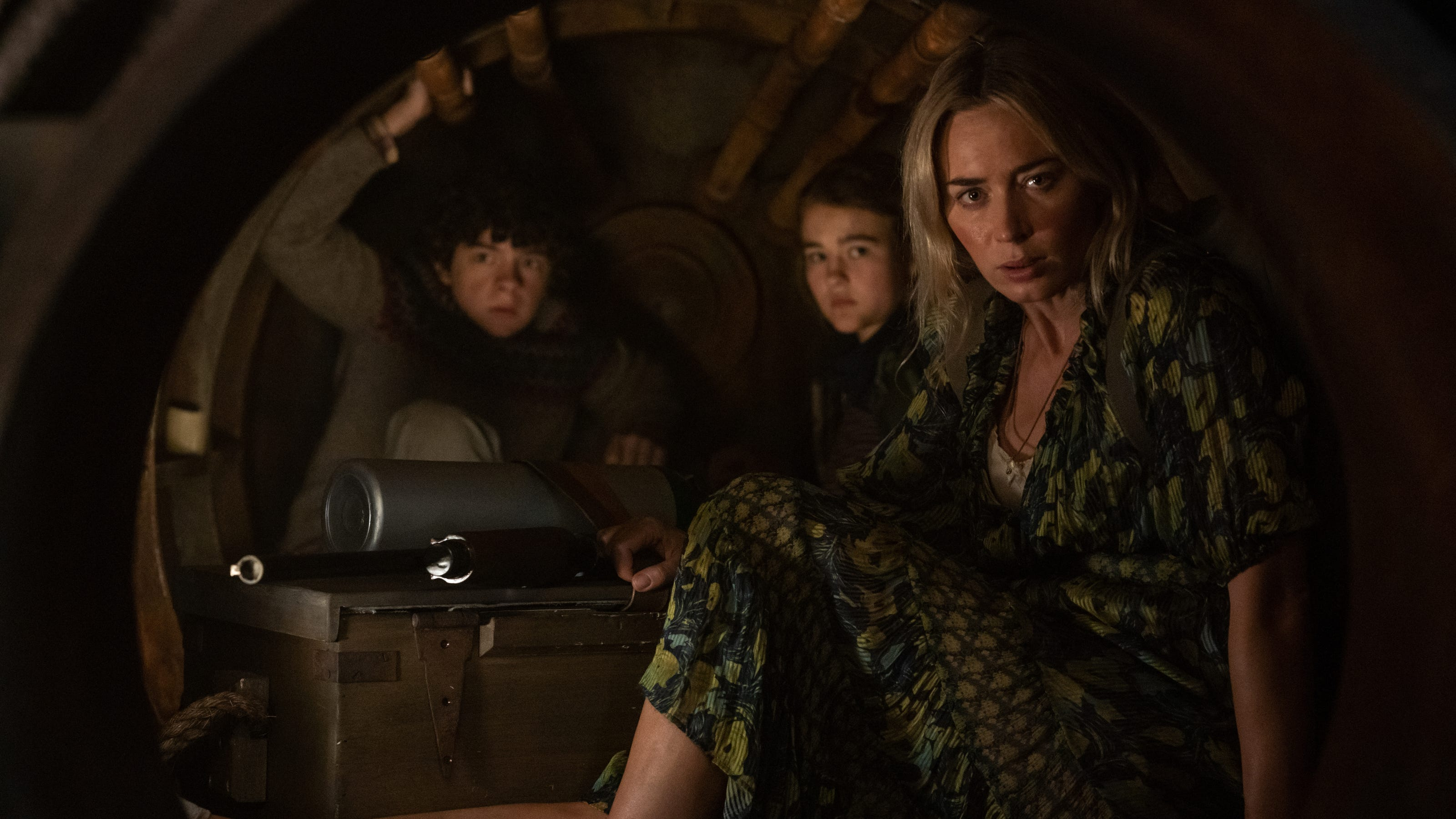 'A Quiet Place: Part II' full trailer promises new ...
