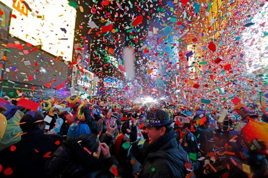 New Year's Eve Times Square Security 1st: NYC Uses Drones